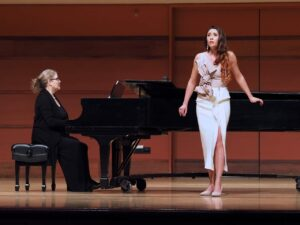 Lara Secord-Haid Performing